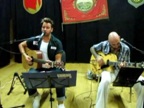 Bezirksfestival -- Elvis lebt -- Ron Glaser und Mi...