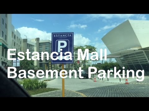 Estancia Mall Basement Parking Capitol Commons Ortigas Center Pasig by HourPhilippines.com