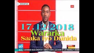 SNTV Saaka iyo Dunida 17.12.2018