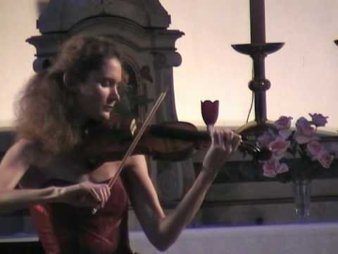 Marie Cantagrill in Franck Sonata (end of 2nd movement)