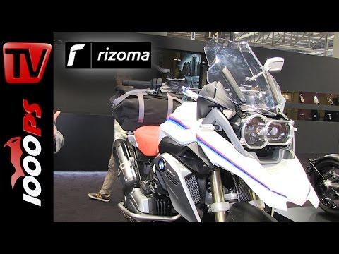 Rizoma Neuheiten 2016 | BMW R1200 GS