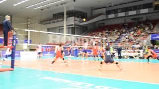 Volejbal, Světová liga: Česko - Jižní Korea