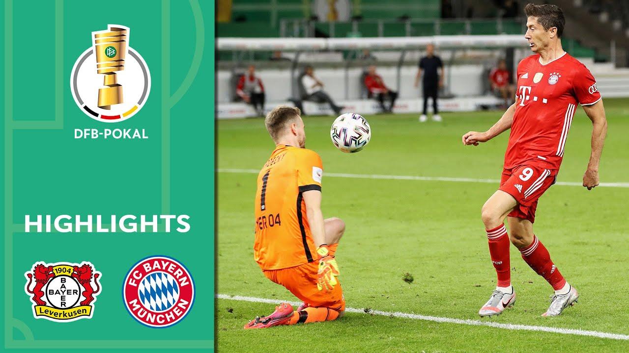 Bayer 04 Leverkusen - FC Bayern München 2:4 | Highlights | DFB-Pokal 2019/20 | Finale