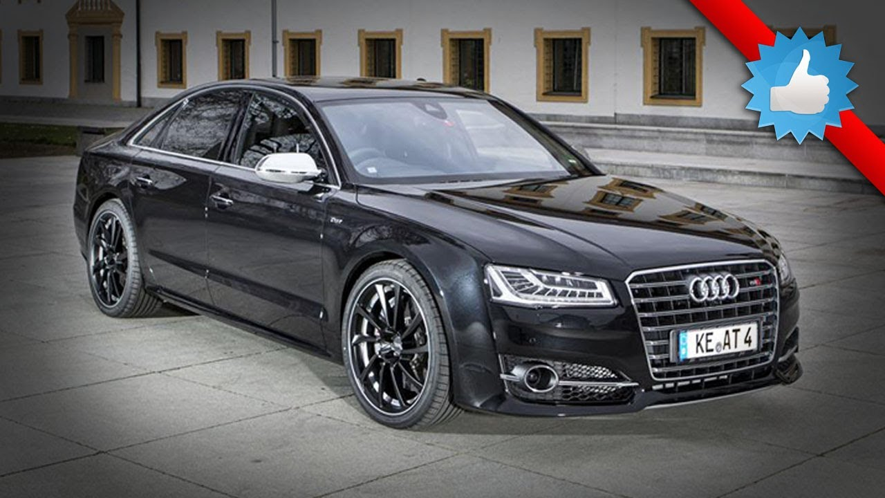2014 Audi S8 By Abt Sportsline 640 Ps Youtube