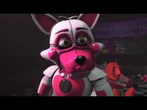 Funtime Foxy sings Titanium