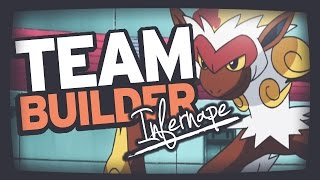 Pokemon Team Building | Diamond, Pearl & Platinum | Chimchar, Monferno & Infernape