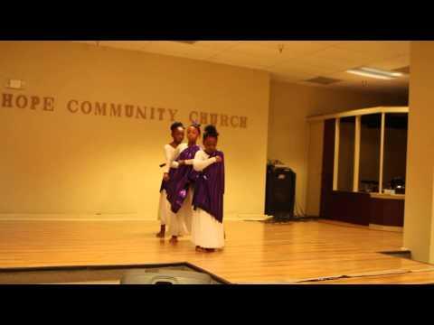 Praise Dance to Forever Jones He wants it all