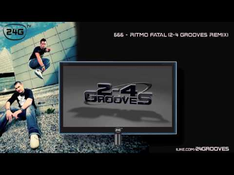 666 - Ritmo Fatal | Alarma 2010 (2-4 Grooves Remix) PREVIEW