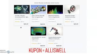 All is well - Udemy kurslarım için kupon
