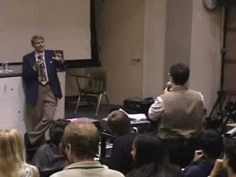 Creation/Evolution Debate - Kent Hovind vs. UC-Berkeley Finally Hears the Truth