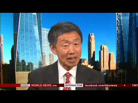 BBC World News: Weijian Shan discusses Out of the Gobi'