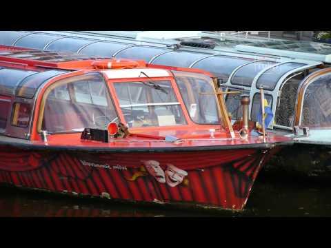 TulipTV - Rotterdam Flood Protection & Intro to Amsterdam