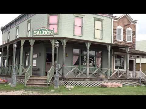1880 Town, South Dakota in 4K