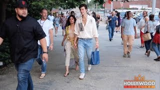 Shawn Mendes Celebrates His 21st Birthday With Camila Cabello!