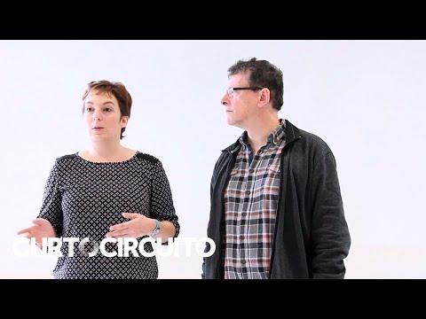 Cristina Álvarez e Adrian Martin | Interview at Curtocircuíto 2014