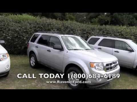 Ford Escape XLT Moonroof Charleston Car Review Videos - Ford escape invoice