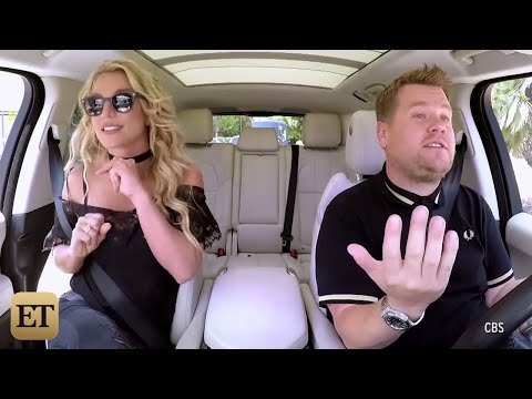 Watch Britney Spears Make 'Carpool Karaoke' Debut in New Preview!