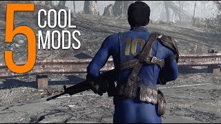 5 Cool Mods - Episode 53 - Fallout 4 Mods (PC/Xbox One)
