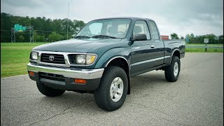 Davis AutoSports / 1997 Tacoma / 1 Owner / 90k Miles / Fully Serviced / For Sale