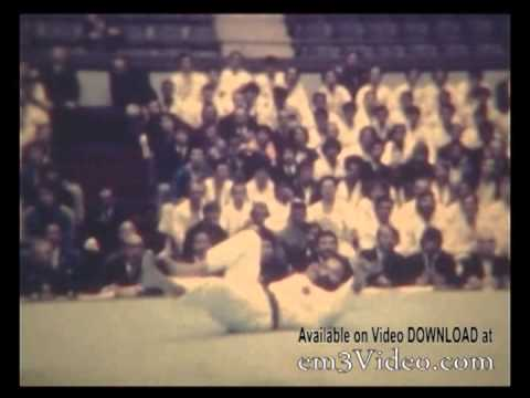 1972 World Karate Do Championship - Paris - Available on Video Download