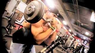 Sergi Constance, Men's Physique Superstar! Does A Full Upper Body Workout!