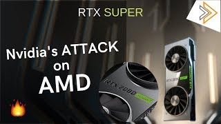 Nvidia RTX Super Series Announced - Better Performance Now [in HINDI]