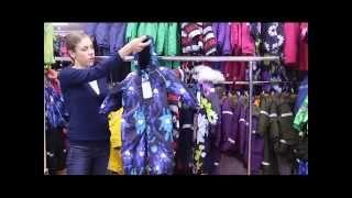 видео Выбираем для малышей на сайте магазина зимние комплекты Рейма