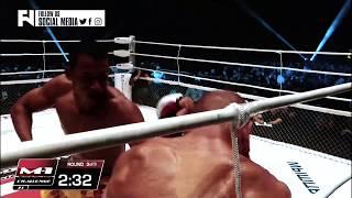 M-1 Challenge 97 & M-1 Selection 29 LIVE Fri., Sept. 28 at Noon ET on Fight Network