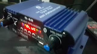 Amply mini 2 kênh có bluetooth G6S giá 460k lh 0964.867.866