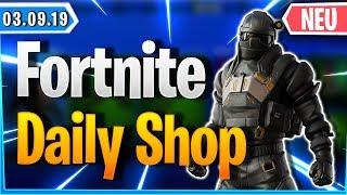 🐇 NEUER SLEDGE SKIN IM SHOP 🛒 - Fortnite Daily Shop (3 September 2019)