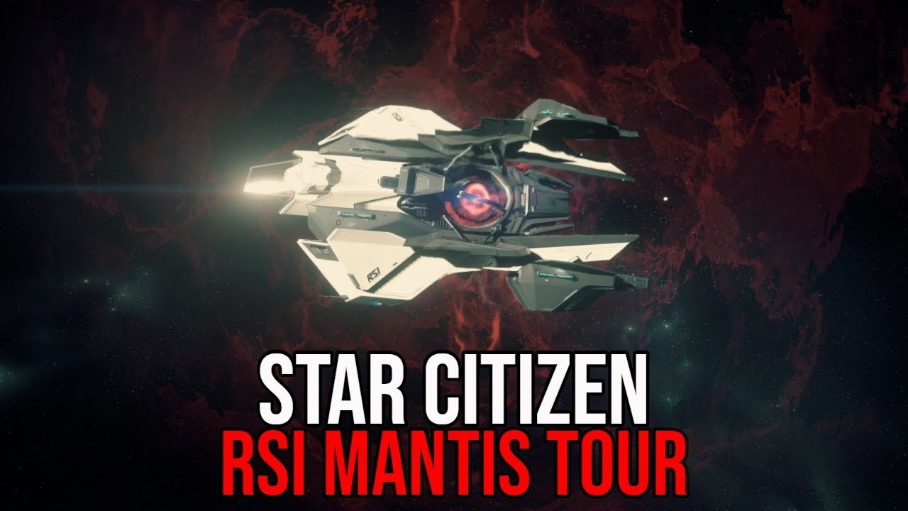Star Citizen 3 7 0 Rsi Mantis Tour Youtube