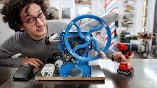 5000rpm Foot-Operated Pasta Machine #Fail #orNOT