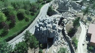"Декорации из бетона для аттракциона ""ШАХТА 1771""(, 2018-08-30T06:12:35.000Z)"
