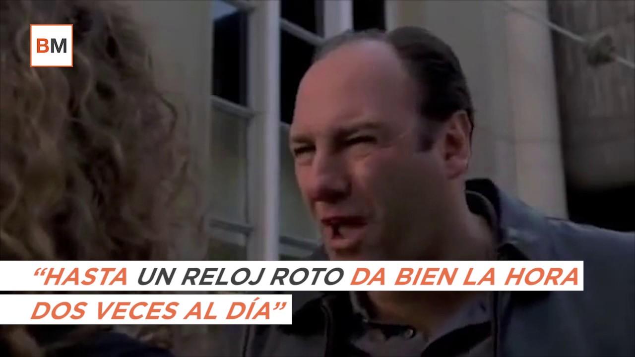 5 Frases Míticas De Tony Soprano Aplicables Al Mundo De Los Negocios Youtube