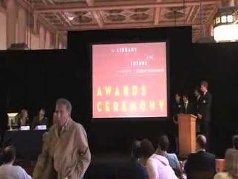 Library of the Future Awards Ceremony