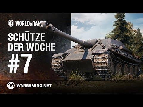 Schütze der Woche #7 [World of Tanks Deutsch] thumbnail
