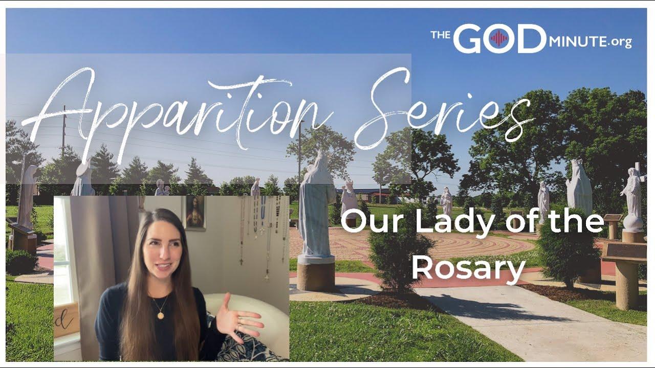 Marian Apparition Series  - October 4
