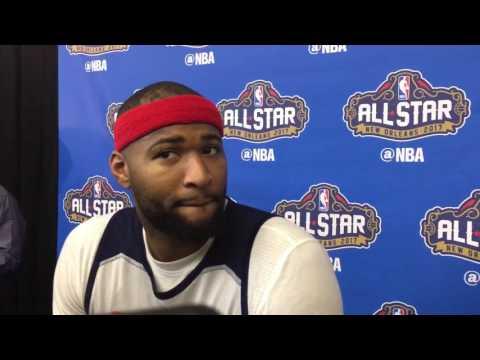 Sacramento Kings DeMarcus Cousins says NOLA