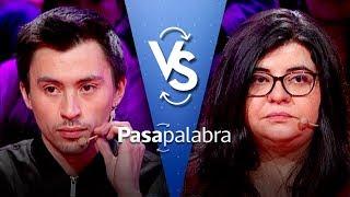 Pasapalabra | Matías Gavilán vs Carolina Mejía