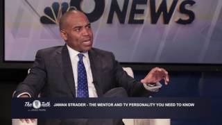NBC 6 Jawan Strader is on The Talk with James Pierre Part 1