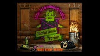 """[Ps2] Introduction du jeu """"Aqua Teen Hunger Force"""" de l"""