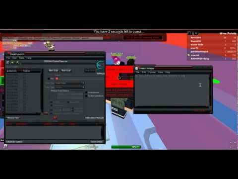 Hacking roblox with cheat engine