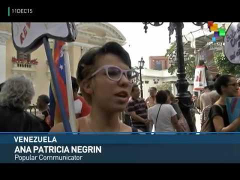 Venezuela: Media Workers Rally to Bolivarian Revolution
