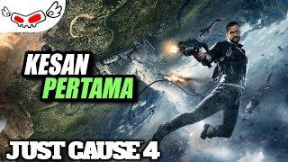 Kesan Pertama - Just Cause 4 - PC Games Review