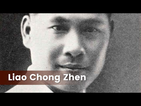 Liao Chongzhen - A bright candle of humanity