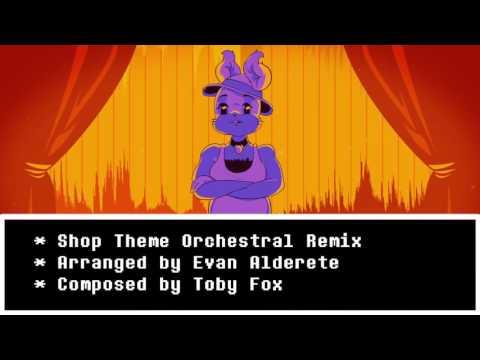 Undertale: Shop Theme Orchestr...