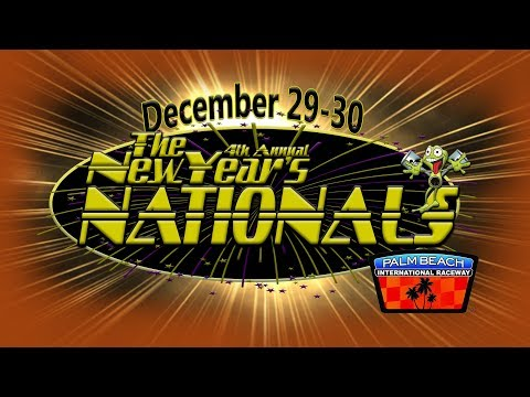 4th Annual New Year Nationals - Sunday, Part 1