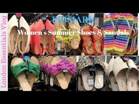 Primark Women's Shoes And Sandals 2019/প্রাইমারক ওয়মেন্স সুজ  এবং স্যান্ডেল ২০১৯