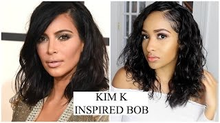 Kim Kardashian Inspired Bob Wig WowAfrican