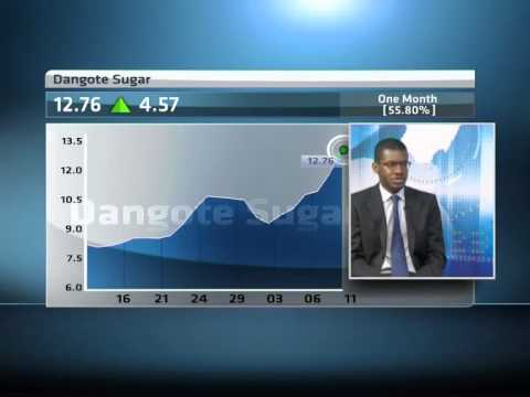 Market Analysis: Nigeria All Share Index Starts in Positive Territory